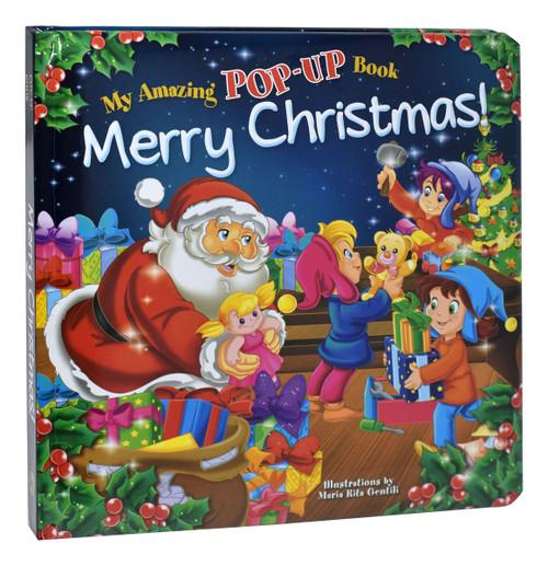 Merry Christmas! Pop Up Book
