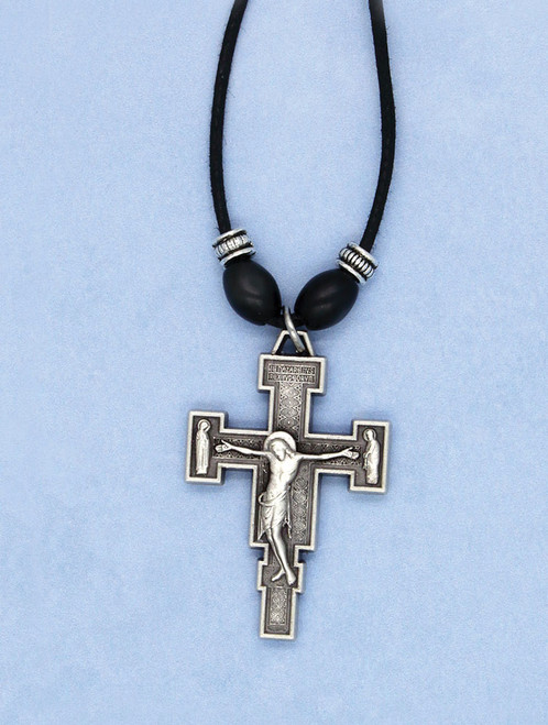 Italian Crucifix Pendant
