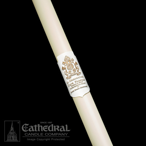 Pontifical Candle | All Sizes