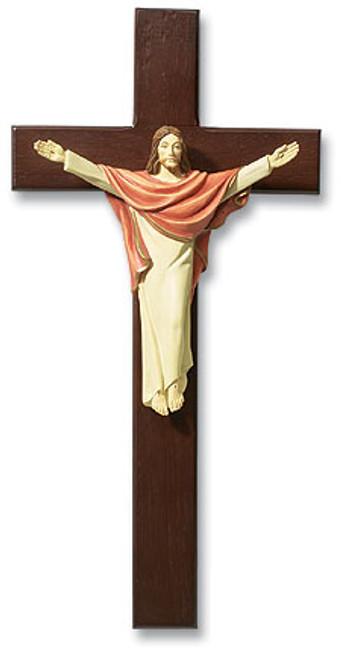 """13"""" Tomaso Risen Christ"""