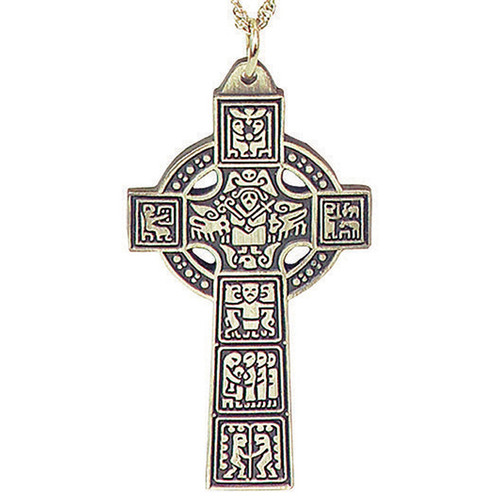 "4"" Pectoral High Cross of Ireland 