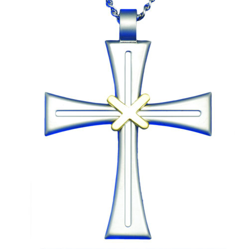 "2 3/4"" Pectoral Twine Cross 