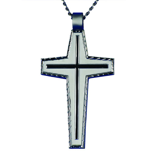 "2 3/4"" Modern Pectoral Cross 
