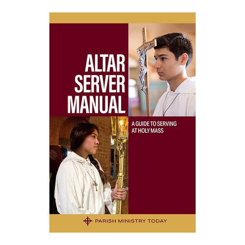 Altar Server Manual | Pack of 12