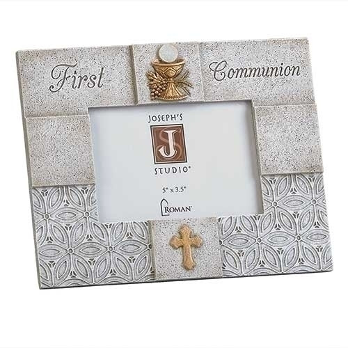 """6.5"""" First Communion Frame 