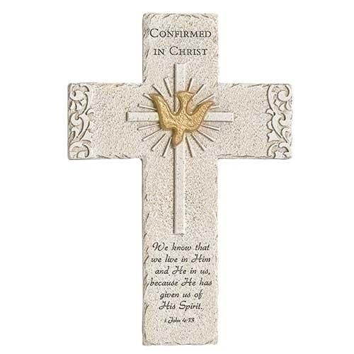 "9"" Confirmation Cross"