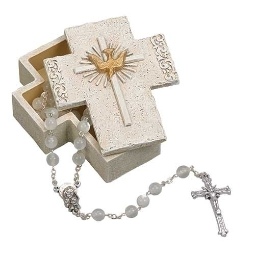 "3"" Confirmation Keepsake Box"