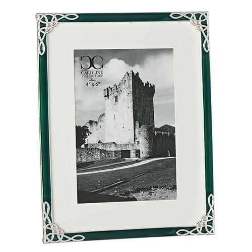 "8"" Irish Celtic Picture Frame 