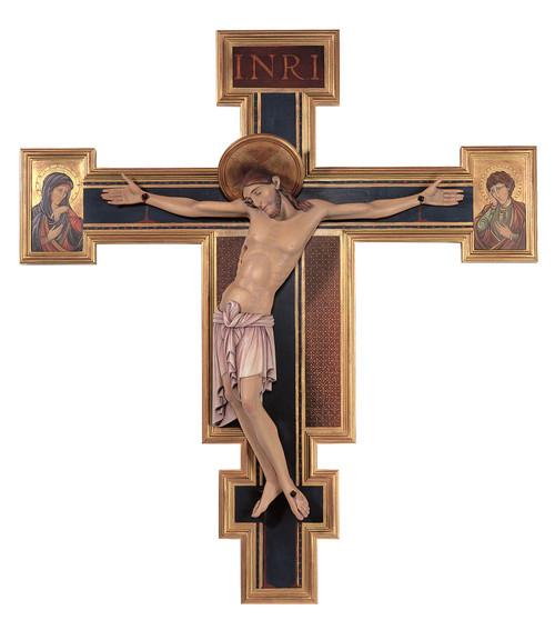 #300/15 Cimabue Corpus & Cross | Handmade In Italy