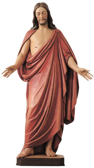 #100/36 Thorwaldsen's Welcoming Christ Statue | Handmade In Italy