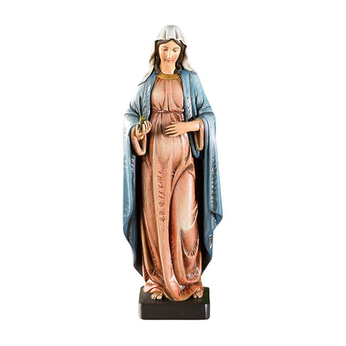 """8"""" Mary, Mother Of God Statue   Resin"""