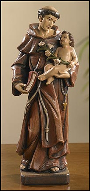 "8"" St. Anthony Statue 