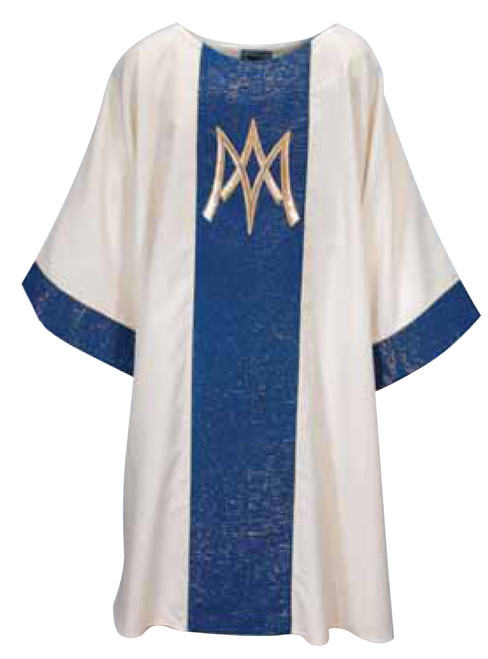Blessed Mother Marian Dalmatic | Hand Embroidered