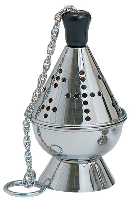 K201 Censer and Boat | Thurible | Stainless Steel