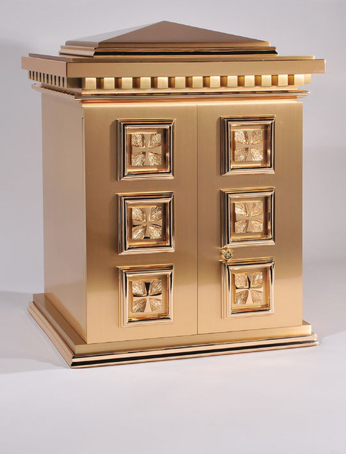 #10TAB36 Tabernacle | Bronze