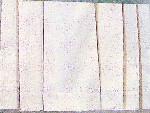 Women's Contemporary Plain Flax Alb   Medium Weight   Flax Poly/Linen Blend