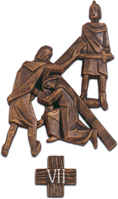 "#5413 Stations Of The Cross | 11""-16"" 