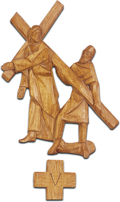 "#5409 Stations Of The Cross | 9""-14"" 