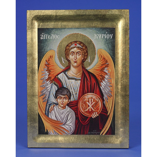 "11.5"" Guardian Angel Icon 