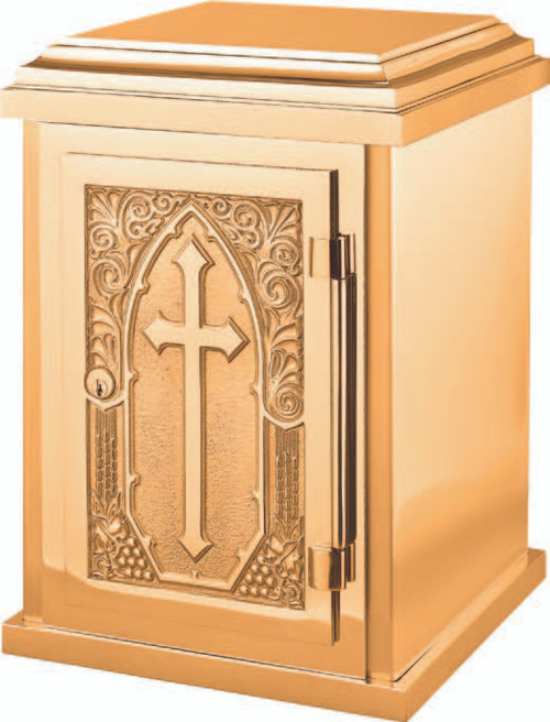 #9530 Cross Tabernacle | Combo Bronze