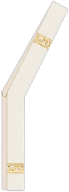 #5185 Woven Orprey Deacon Stole   100% Polyester