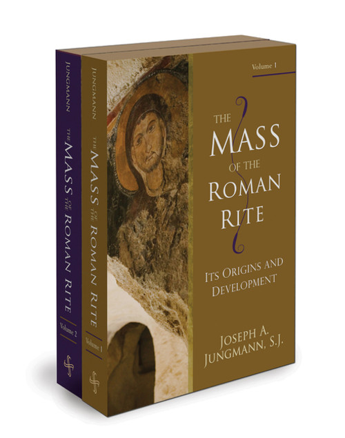 The Mass of the Roman Rite (2-Volume Set): Its Origins and Development | Paperback | Paperback