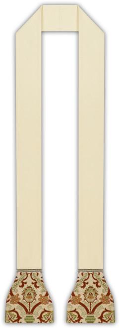 #2749 Regina Coronation Spaded Roman Stole | Poly/Viscose