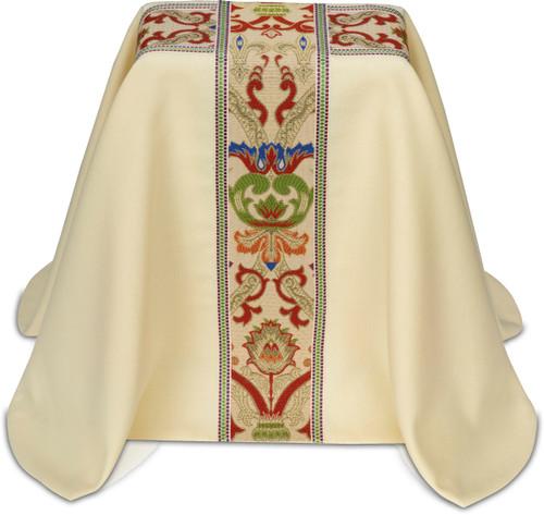 #2749 Regina Coronation Urn Cover | Poly/Viscose