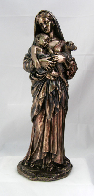 "12"" L'Innocence (Mary & Baby) Statue 