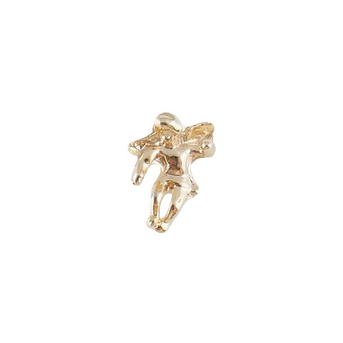Gold Angel Lapel Pin