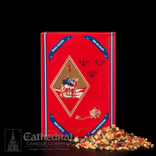 Three Kings Cathedral #3 Blend Incense