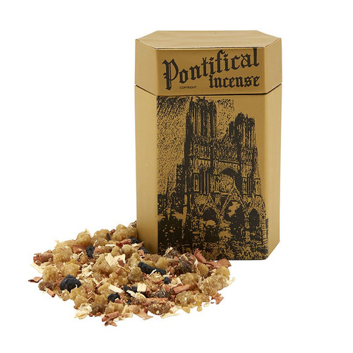Traditional Pontifical Incense | 1LB Container