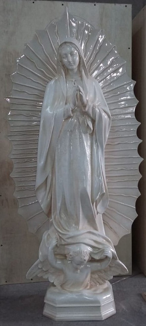 """60"""" Our Lady of Guadalupe Statue 