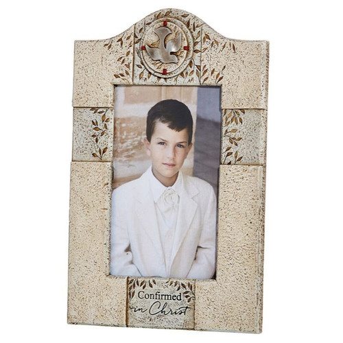"""Confirmed In Christ Picture Frame 