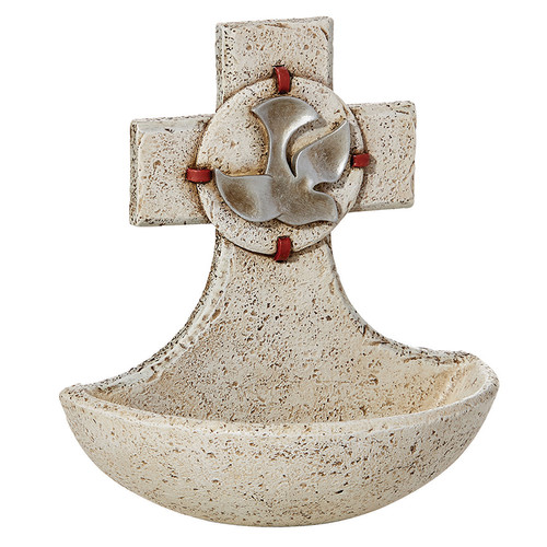 Confirmed In Christ Holy Water Font