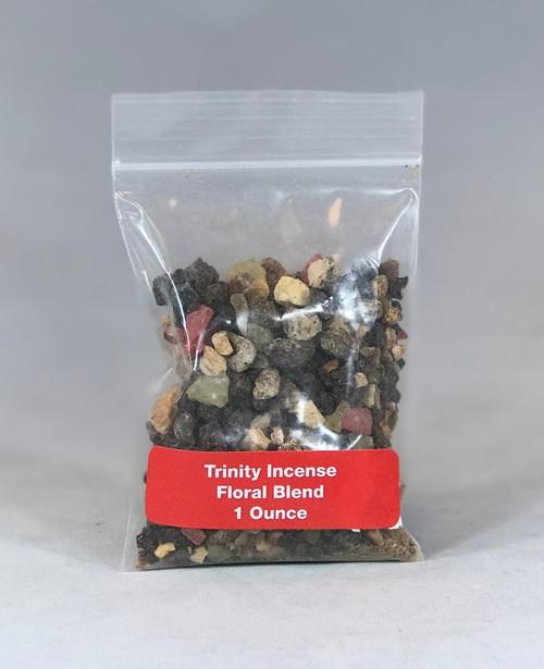 Floral Blend Incense | 1 oz. Sample Bag