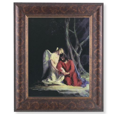 Agony in the Garden Art-Deco Framed Art