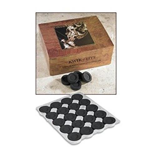 Kwik-Lite Charcoal | Box of 100