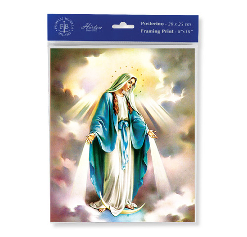 Our Lady of Grace Print | Style A | Set of 3