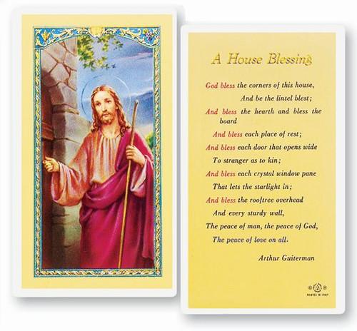 Christ Knocking House Blessing