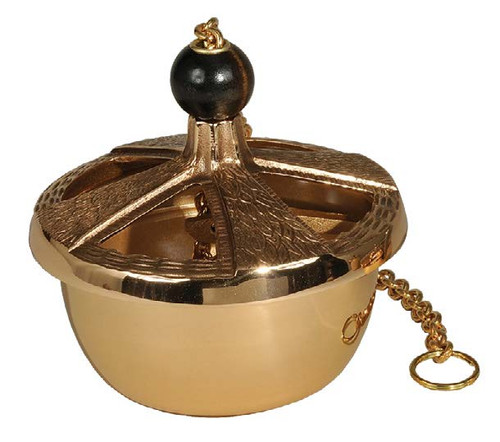 #67CEN15 Censer and Boat   Thurible   Multiple Finishes Available