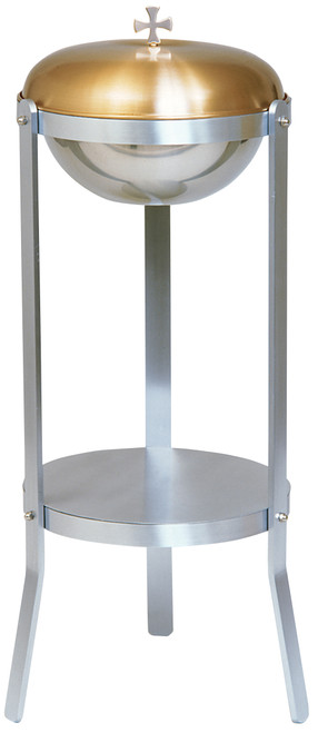 K300 Baptismal Font & Stand | Multiple Finishes Available