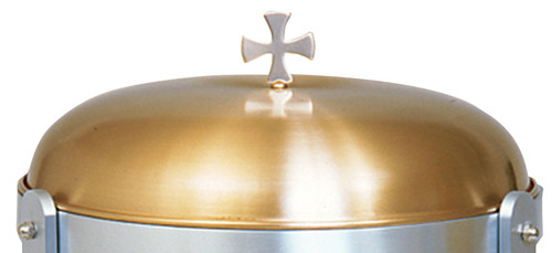 K300 Baptismal Bowl Cover | Multiple Finishes Available | Cover Only
