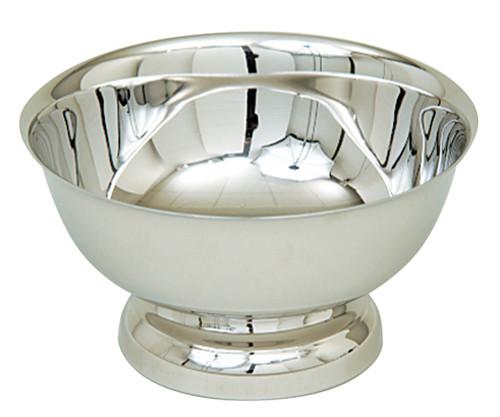 K345 Baptismal Bowl | Polished Stainless Steel