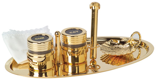 Shown in 24K Gold-Plated Finish