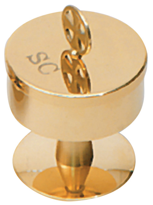 K63 Bishop Oil Stock | 24K Gold-Plated