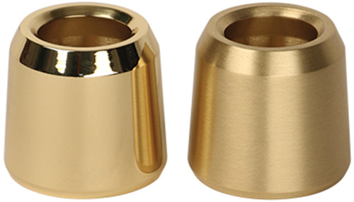 Candle Followers | Bronze or Brass | All Sizes & Finishes