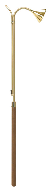 """K225 Wood Handle Candle Lighter 