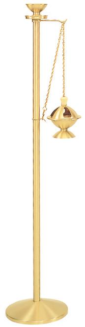 Shown in Satin Bronze with Censer #K801 in Satin Bronze