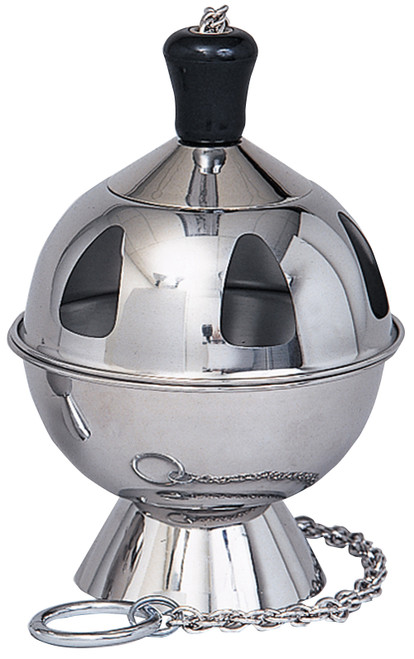 K901 Censer and Boat   Thurible   Stainless Steel